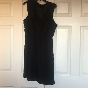 XL Black Dress